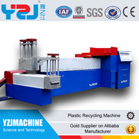 New style agricultural film good qualityextrusion plastic letter recycle machine on sale