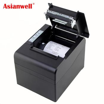 Newest Auto cutter 80mm thermal printer receipt pos printer pos laser printer