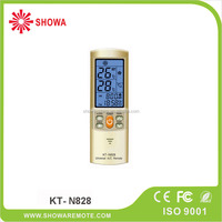 universal air conditioner remote control KT-N828