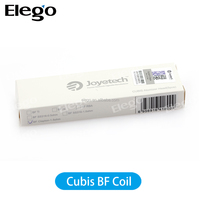 Chinese reliable distributor for genuine Joyetech Cubis BF coils, Cubis coils in stock