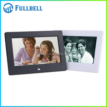 wholesale 7 inch best digital photo frame with good quality