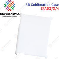 DIY 3D sublimation phone case for IPAD 2/3/4