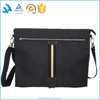 2015 Travel Business Men laptop briefcase, leather messenger bag