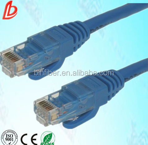 24AWG cat5 cat6 patch cord 2m 3m utp network cable