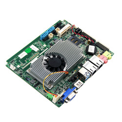 Industrail panel pc motherboard with 1080P LVDS and Celeron Baytrail J1800/J1900 quad core processor