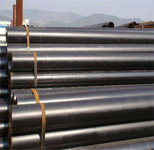 Seamless steel line pipe API 5L ASTM A106/53 bare balck painting varnish anti-rust oil