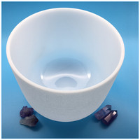 CJ Chakra Crystal Bowl For Meditation