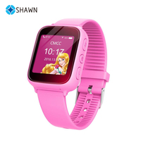 Children smart watch touch screen baby emergency gps tracker bdc wifi lbs sos mobile phone child watch Kids Tracking GPS watch