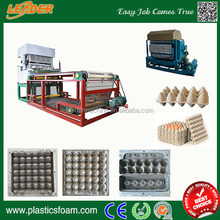 Reciprocating Waste Paper Recycling Small Egg Tray Making Machine(Whatsapp:+86-13181506625)