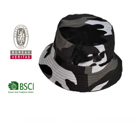 2016 fashion design hot sale supreme bucket hat