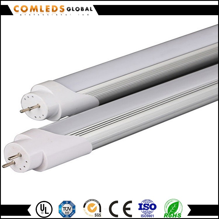 8 foot t8 led tube with single pin , wholesale led t8 tube9.5w