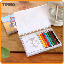 Crayon 8 pcs colour pencil set