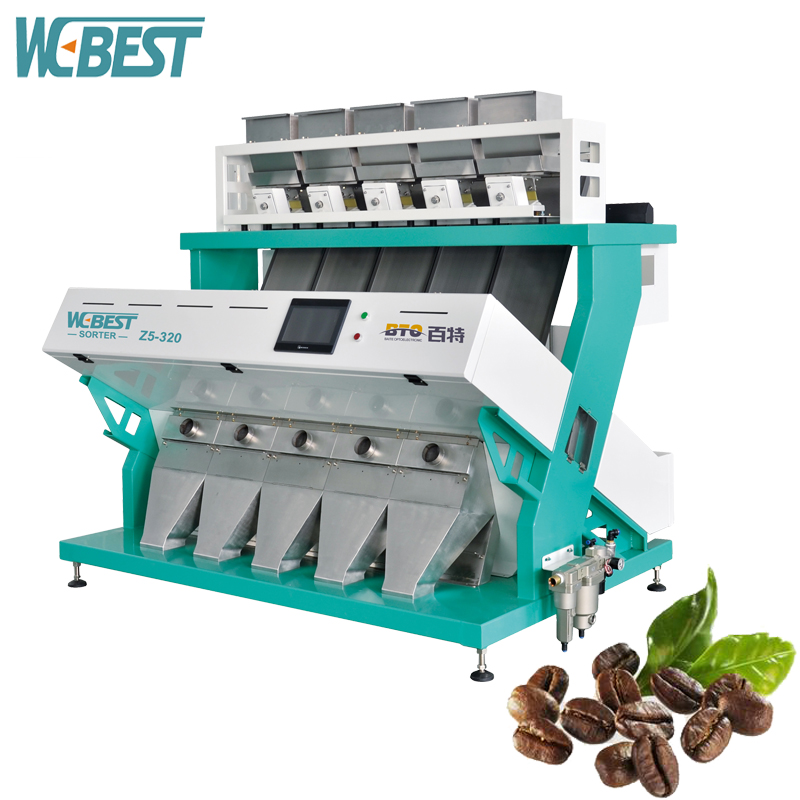 Coffee Bean and Enginners Avaliable To Service Machinery Overseas After-sales Service Provided