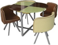 Dining room used round banquet tables for sale DT024