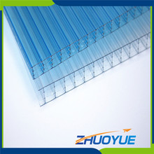 8mm unbreakable garage polycarbonate roofing
