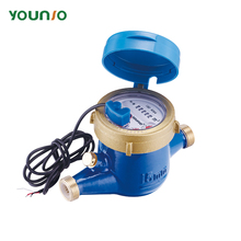 Younio types of pulse remote reading water meters