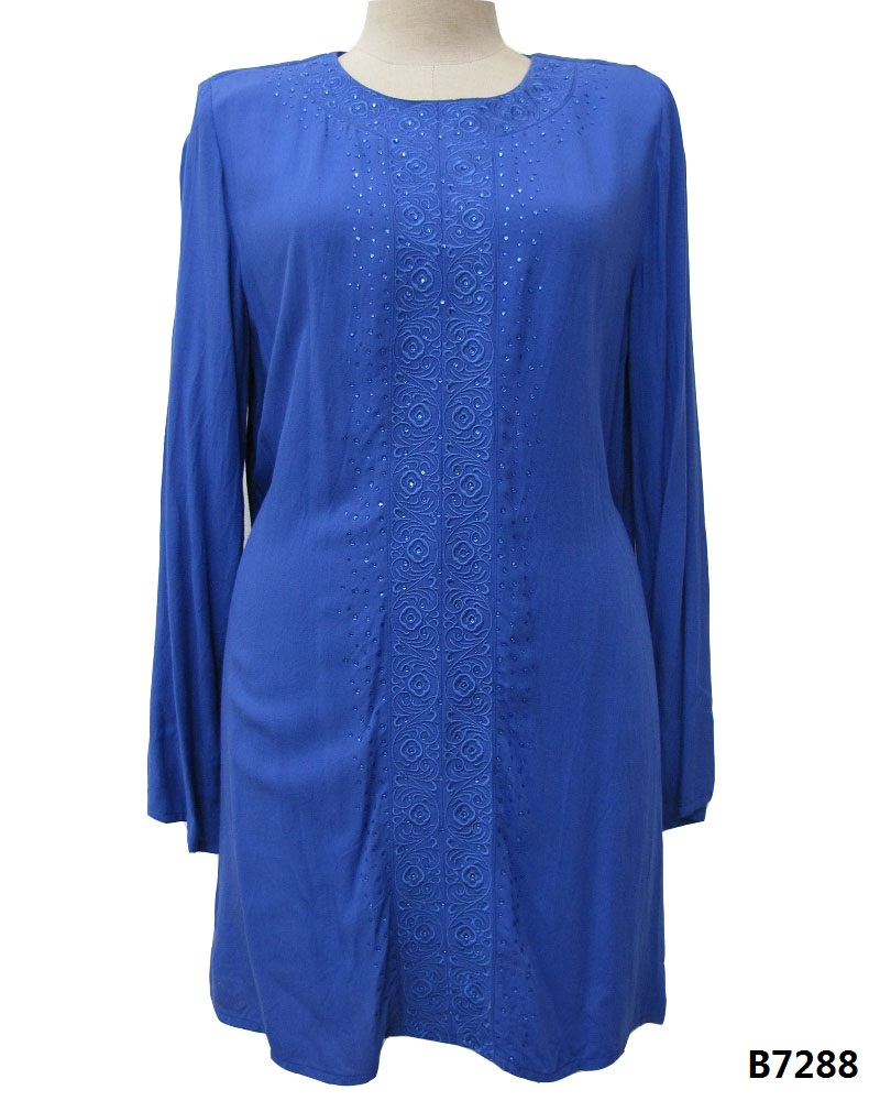 2015 New Latest Kurtis Design Women Tops Wear Wholesale Baju Kebaya Malaysia