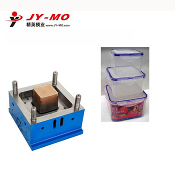 different size square shape fruit storage box mould