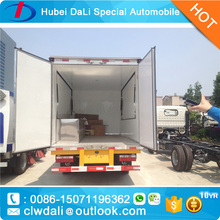 new Lorry box truck van / cargo van truck / commercial vans