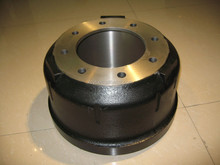 Certification truck brake system HT 250 national standard brake drum