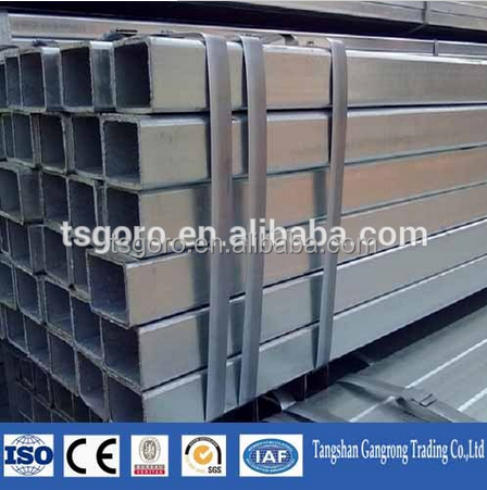 construction building materials galvanized steel pipe, stainless steel pipe