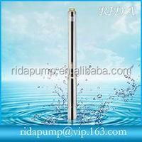Air filled type submersible pump motor , waterproof material , made in japan