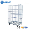 Galvanized Iron 3 Sided Storage Rolling
