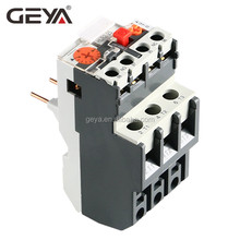 GEYA LRD Series Thermal Overload Relay Protection Relay Electromechanical Thermal Relay LRD D13