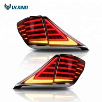 VLAND Manufacturing and Wholesale Alphard Vellfire Tail lamp 2007-2013 led rear light alphad