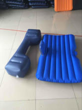 Promotional adult size inflatable car air bed
