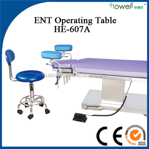 Qualiy Electro-Hydraulic Ophthalmic instrument importer Manufacturer/Operating Table Hydraulic