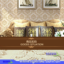 home decor wall paper, european style wallpaper for room decoration