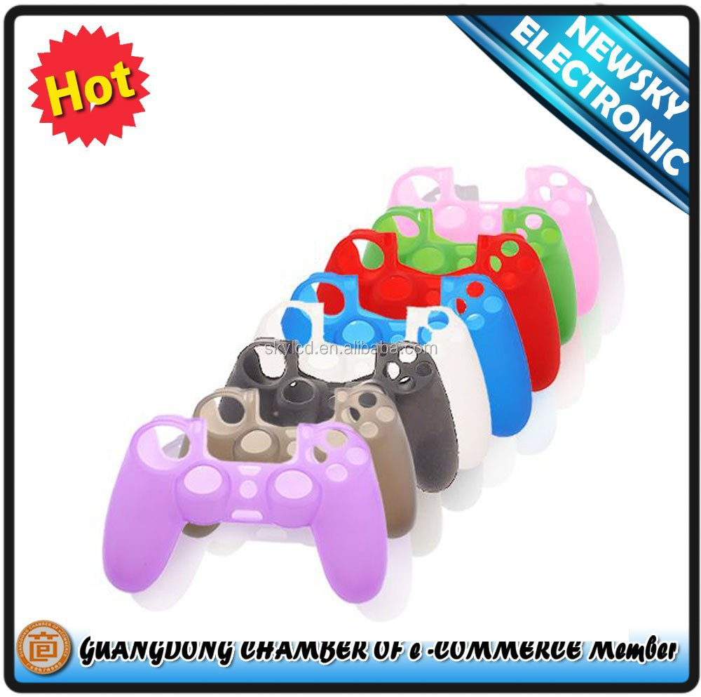 Alibaba new products silicone case for ps4 controller factory price
