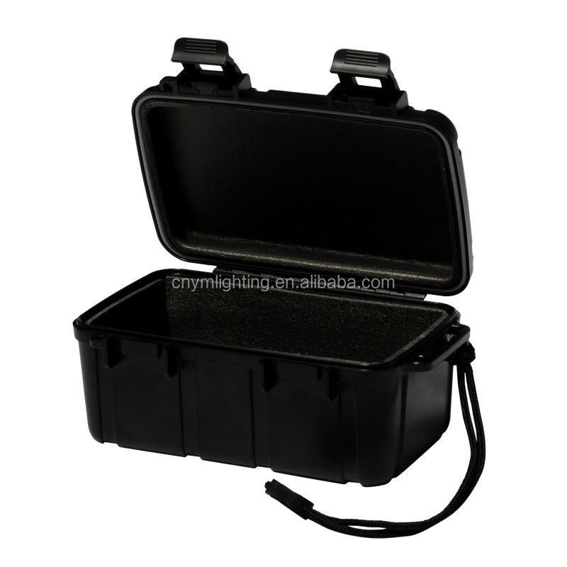 Pressureproof ABS material plastic equipment case