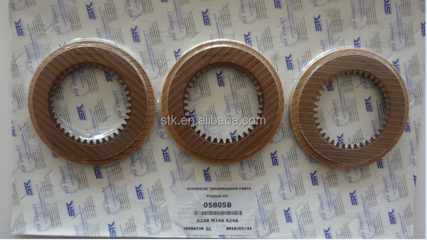 A24A M24A S24A Automatic Transmission Friction Module repair clutch kit
