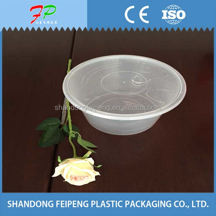 disposable plastic bowl