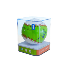 2016 New Design Baseball Bluetooth Speaker portable mini bluetooth speaker