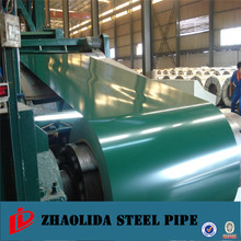color coated coils !! ppgi pet coating color coated steel coil for furnacture