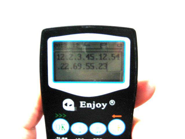 text input LCD display advanced Conference voting system