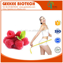 Natural Resource Extract Raspberry Ketone for Weight Loss powder / capsules