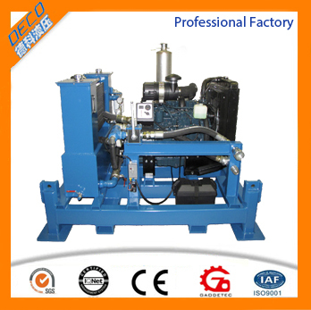 Thin Oil Lubrication Station from Hangzhou Hydraulic power unit pack