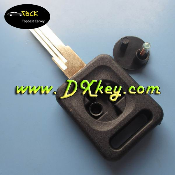 New type transponder car keys with logo for VW key with ID48 glass chip whole sale