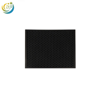 Honeycomb activated carbon filter cloth filter price sheets gas mask