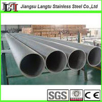 Best selling product SUS304 welded hot rolled stainless steel pipe