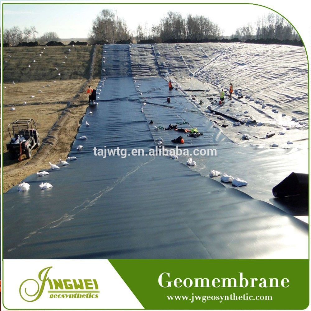 high density polyethylene hdpe film plastic scrap hdpe pond liner black