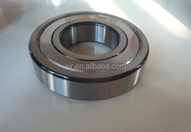Deep groove ball bearing 6316ZZ chrome steel, ABEC-1 ball bearing