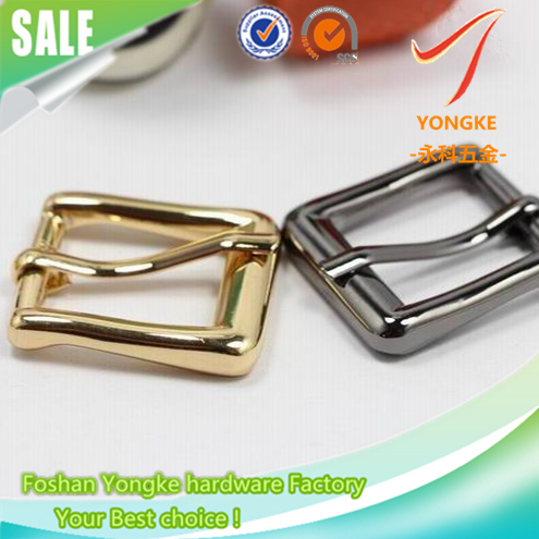 Christmas New year metal women buckle for clothes made in China