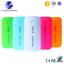 Portable CE ROHS Power Bank 5600mah products made in china