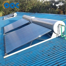Adaptability Ce &Amp Germany Tuv Approved Integrated Pressurized Solar Water Heater