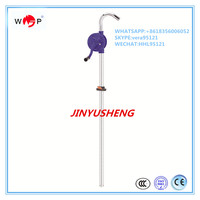 Hand Rotary Oil Water Liquid Transfer Pump